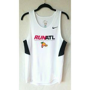 RunATL Big Peach Running Co. Nike Singlet